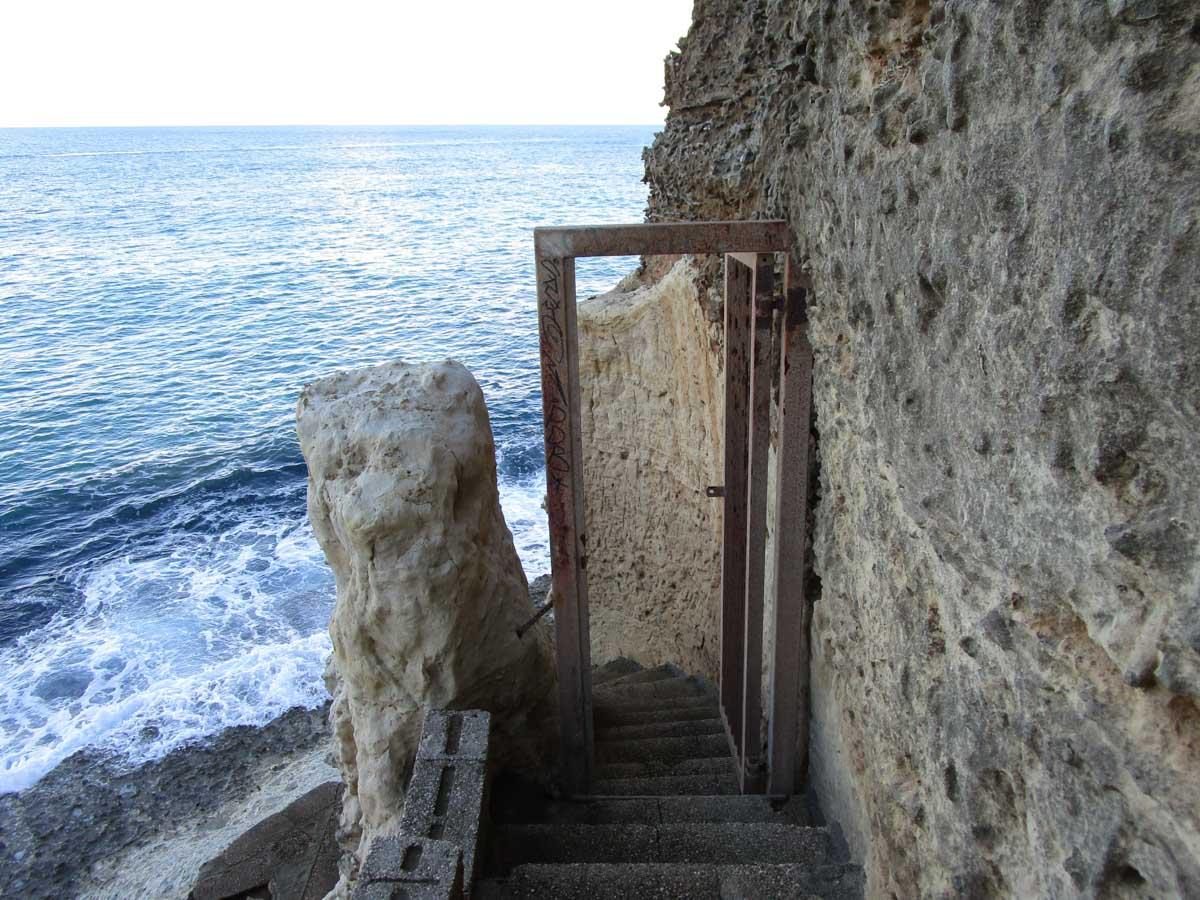 scala del barone-s.andrea-salento Kaliani trip